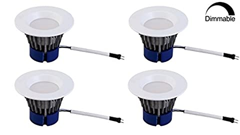 Quest Low Voltage Dimmable Round LED 4
