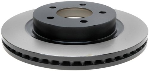 ACDelco 18A914 Professional Front Disc Brake Rotor (Intrepid Front Brake Pads Rotors)