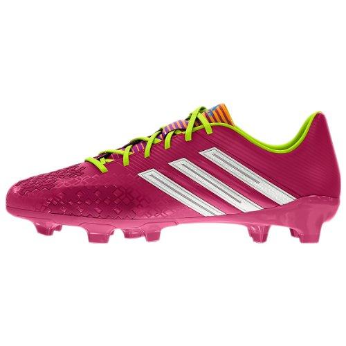 lado LZ TRX FG J Soccer Cleats Shoes - Vivid Berry (Little Kid/Big Kid) - 6 ()