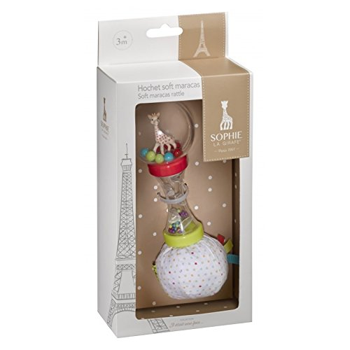Vulli - Soft Maracas with Sophie the giraffe pictur for sale  Delivered anywhere in Canada