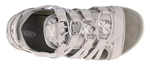 Keen Womens, Maya Gladiator Sandals Neutral Gray/Vapor
