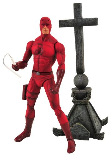 Daredevil Ben Affleck Costumes (Marvel Select: Daredevil Action Figure)