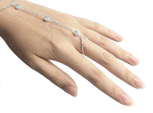 Suyi Crystal Simple Bracelet Fashion