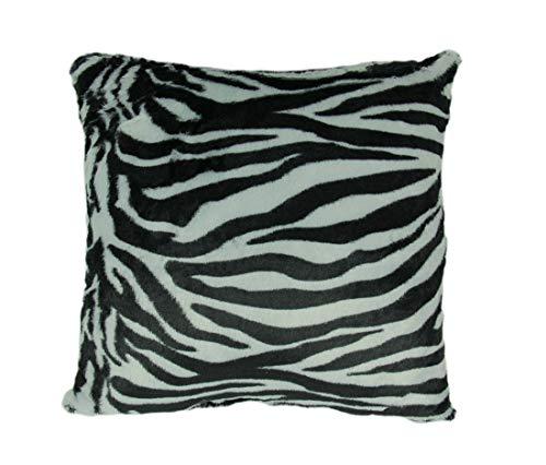 (Mainstay Toss Pillow, Zebra)