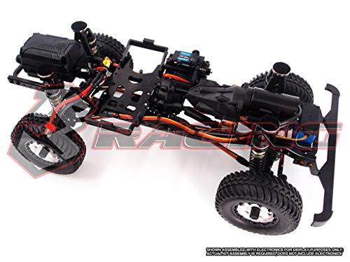 3Racing EX REAL 1/10 Crawler Car Kit EP #KIT-EX-REAL from 3Racing