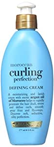 Ogx Moroccan Curl Perfection Defining Cream 6 Ounce (177ml)