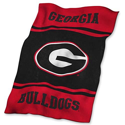 (NCAA Georgia Bulldogs Ultrasoft Blanket)