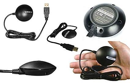 GLOBALSAT BU-353 WATERPROOF USB GPS RECEIVER DRIVERS WINDOWS 7 (2019)
