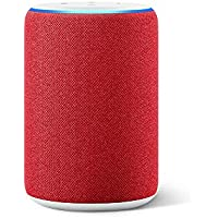 All New Echo 3rd Generation Smart Speaker With Alexa