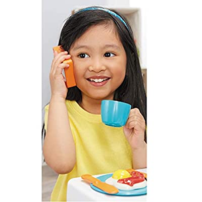 Little Tikes Home Grown Kitchen - Role Play Kitchen with Fresh Updated Look: Toys & Games