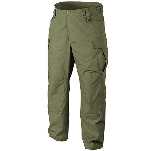 Helikon SFU NEXT Hommes Pantalons PolyCotton Ripstop Olive Vert