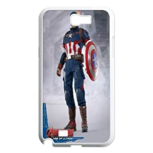 Generic Case Captain America For Samsung Galaxy Note 2 N7100 G7Y6657840