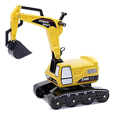Power Shift 330D Ride on Excavator: Toys & Games
