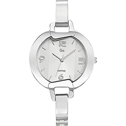 GO, Girl Only Analogue Silver Dial Women's Watch - 694844