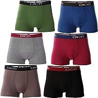 Dice Boxer For Men Mulit Color- 6 PCS