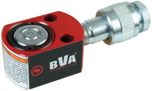 BVA Hydraulics HF0503B 5 Ton 0.24 Flat Body Cylinder Kit with CR Series 3//8 NPTF Regular Flow Coupler