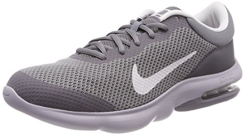 007 Atmosphere Advantage Gunsmoke Herren Grau Grey Vast Air Max Laufschuhe Nike gv6ng