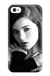 High-quality Durable Protection Case For Iphone 4/4s(olivia Wilde) by lolosakes