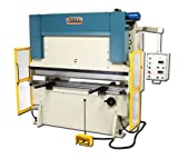 Baileigh BP-9078NC Hydraulic Press Brake, 3-Phase 220V, 10hp Motor, 90 Ton Pressure, 78'' Bending Length