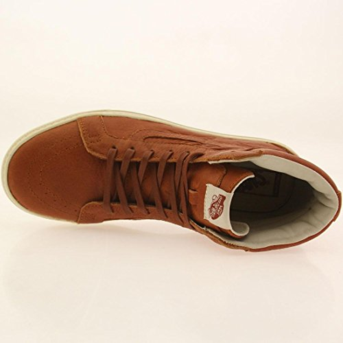 Bestelwagens Mannen Sk8-hi Cup - California Leather (brown / Henna Turtledove)