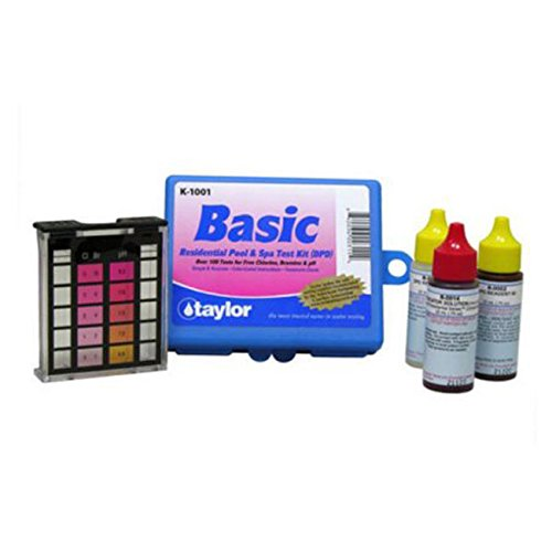 Taylor K1001 Basic Residential DPD Pool or Spa Test Kit