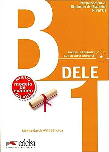 Preparación Al Dele B1 - Libro Del Alumno + Cd Audio (ed. 2013) por Mónica María García-viñó Sánchez epub