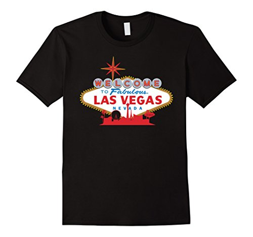 New LAS VEGAS Love Unisex Tshirt for Holidays in - Las Vegas Fashion Mens