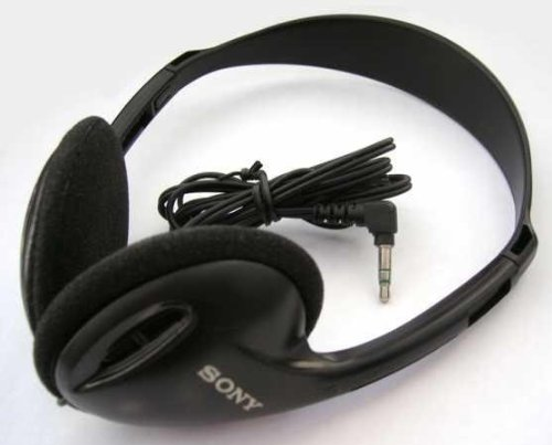 Sony Walkman Portable Lightweight Am Fm Stereo Radio With