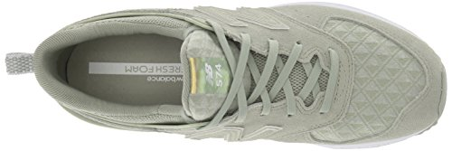 Ws574v1 Argento New Balance Sneaker Mint silver Donna ZZn5TIrq1