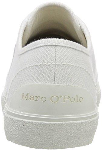 Marc 100 White O'polo Blanc Femme 80314553504600 Baskets Sneaker f7g6Yyb