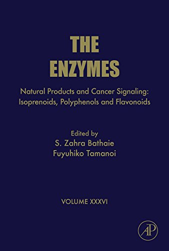 Natural Products and Cancer Signaling: Isoprenoids, Polyphenols and Flavonoids (The Enzymes)