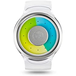 ZIIIRO Proton Clear Colored Watch