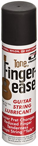 Fingerease Guitar String Lubricant Tone Finger Ease Guitar String