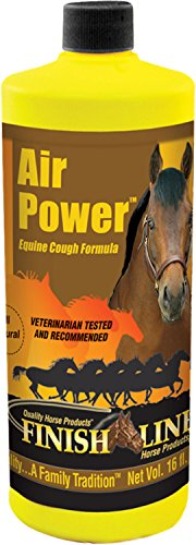(FINISH LINE Air Power Equine Cough Formula 16 Ounce )