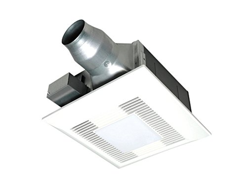 Panasonic (FV-08-11VFL5) WhisperFit EZ Retrofit Fan/Light - Bracket Bathroom Light