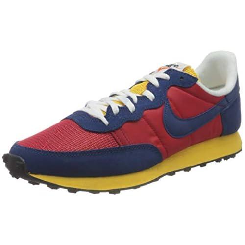 chollos oferta descuentos barato Nike Challenger OG Zapatillas para Correr Hombre Univ Red Coastal Blue Solar Flare White Black 44 EU