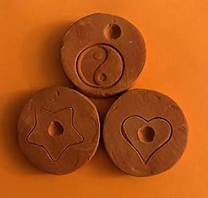 Amazon.com: Aromatherapy Terra Cotta Stone Diffuser Set