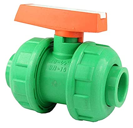 PPR Aqua de Plus - Válvula de bola para tubos de 20 mm, fusiot herm