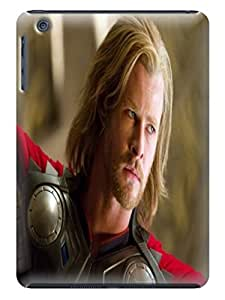 Durable hard TPU Phone Protection Case/cover fashionable Cool Chris Hemsworth Thor Designed for ipad mini