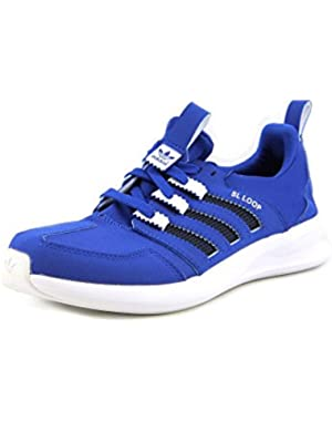 CL Loop Runner J Blue White Youths Trainers –