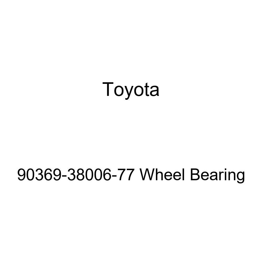 Toyota 90369-38006-77 Wheel Bearing