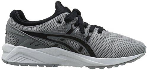 Asics Gel-kayano Trainer Evo Retro Running Shoe Grey / Black
