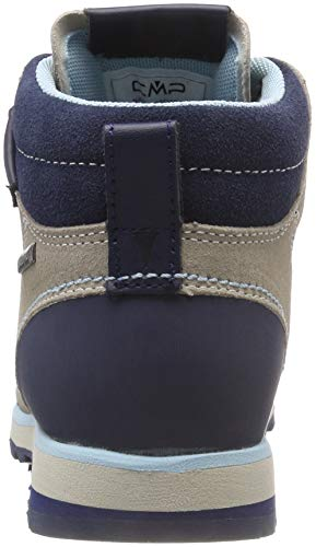 Elettra Boots CMP Mid Hiking Rise A516 Sand White Women's High 5xCqFfvC