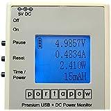 PortaPow USB/DC Premium Power Monitor
