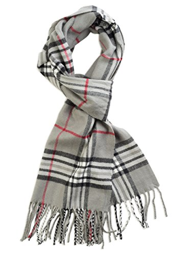 veronz-super-soft-luxurious-classic-cashmere-feel-winter-scarf-gray-plaid-2