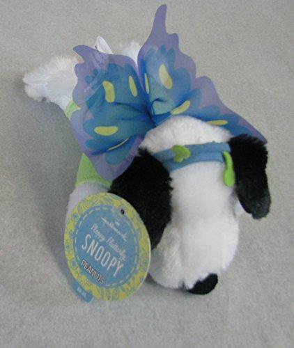 ppy Flutterby Snoopy Plush Beanie (Hallmark Beanie)