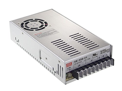 Meanwell Enclosed 350w 12V UL Approved 120 to 12