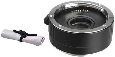 Nikon D7000 2x Teleconverter 4 Elements Nwv Direct Microfiber Cleaning Cloth.