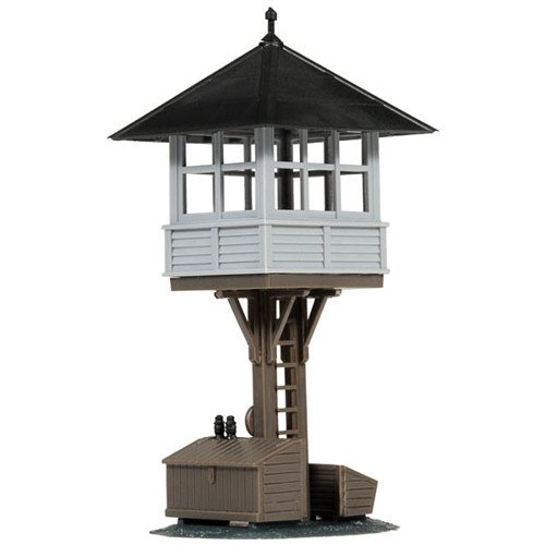 Elevated Gate Tower (Built-Up) Ho Scale Atlas ()