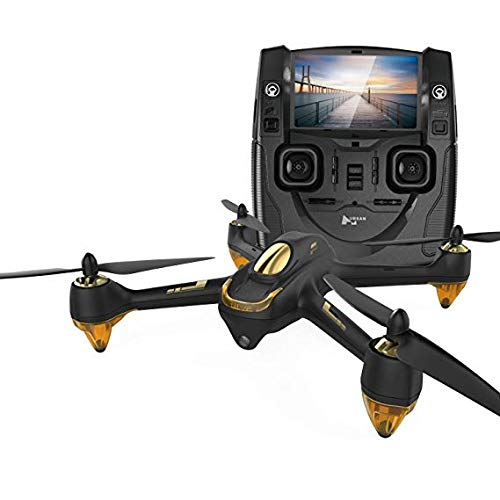 HUBSAN H501S X4 Brushless FPV GPS Quadcopter 5.8 Ghz Drone with 1080P Full HD Camera and Follow-Me Mode RTH Function Black & Gold Review